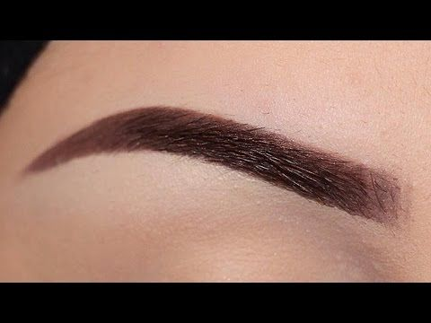 How To Slay Your Brows طريقة رسم الحواجب Brows Perfect Brows Perfect Eyebrows