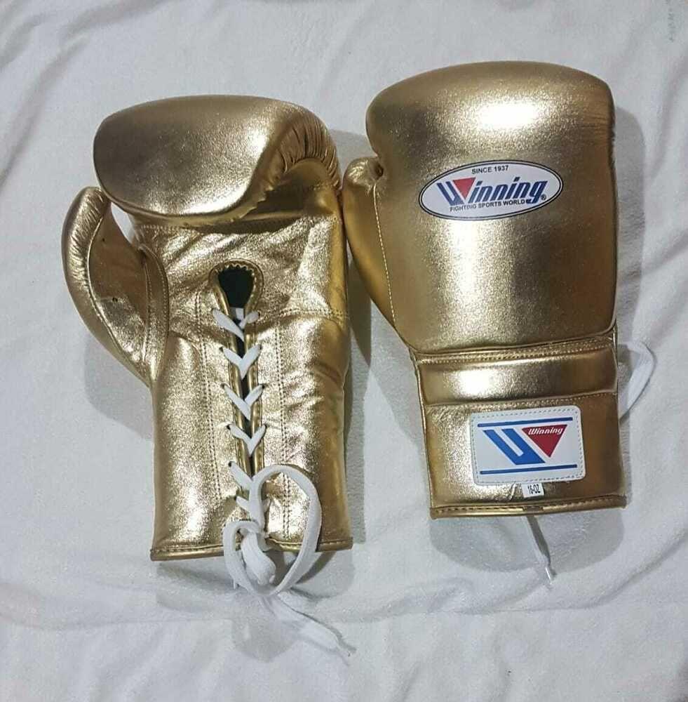 Sponsored(eBay) Custom Winning Professional Lace up Leather