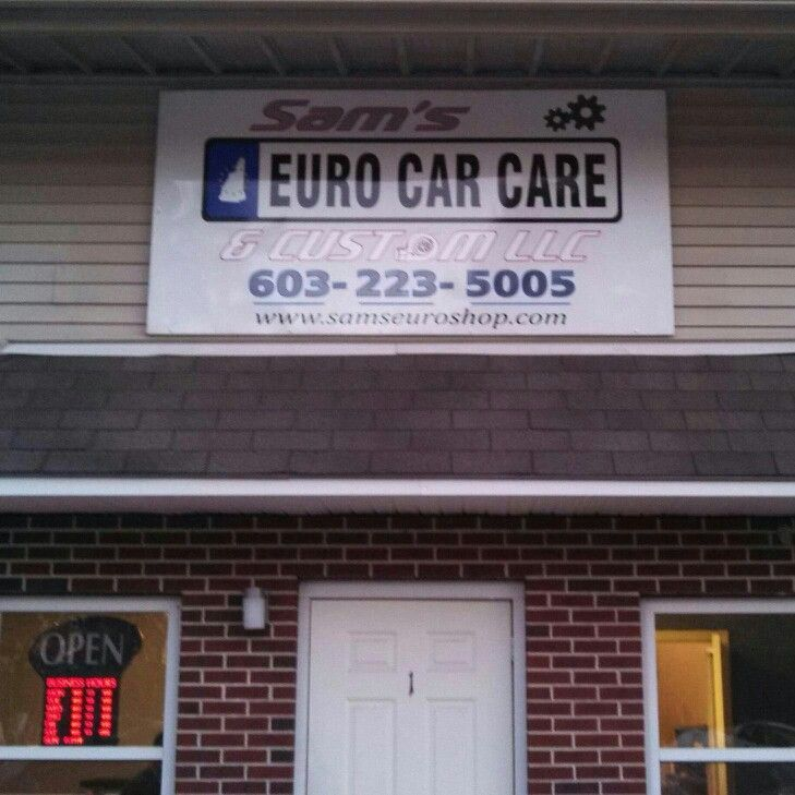 16 Best Sam S Euro Car Care And Custom Llc Images On Pinterest