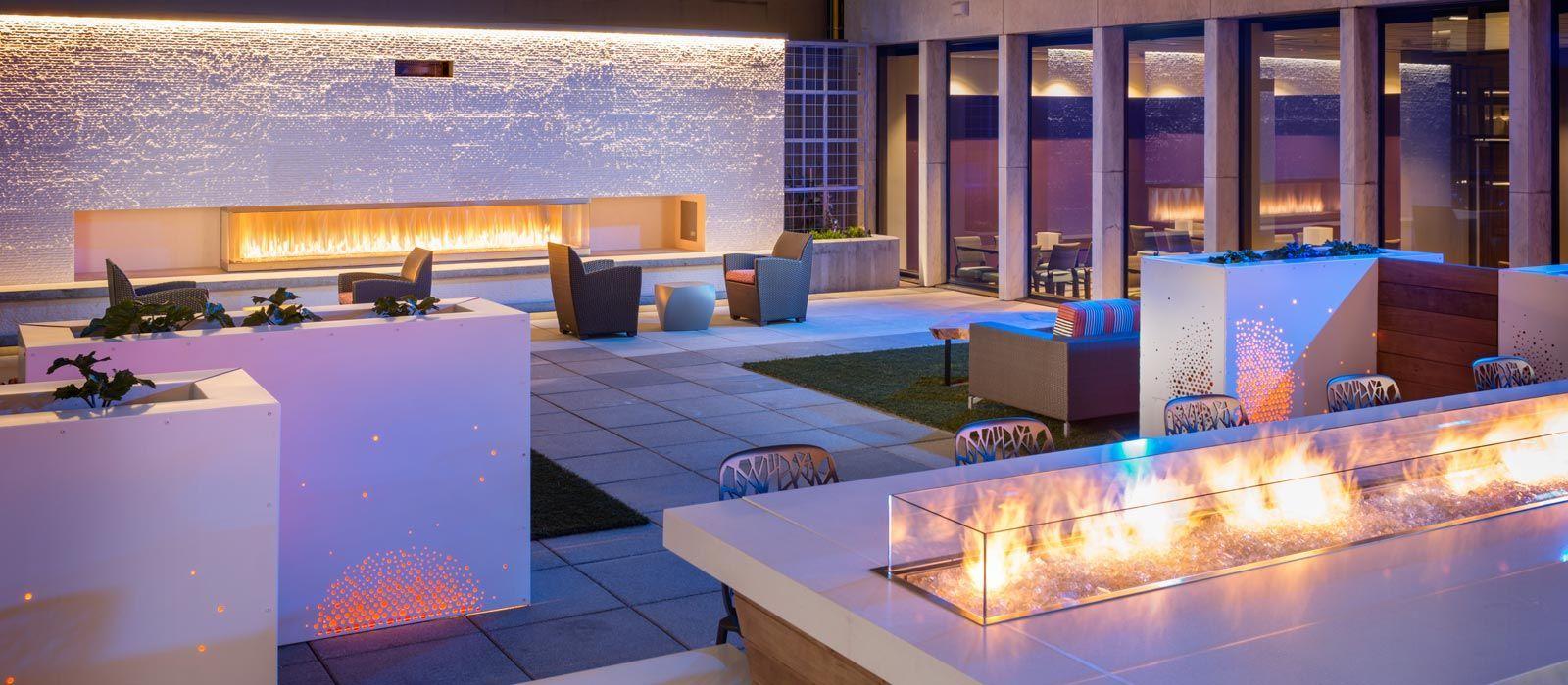Frolik Hotel Motif Seattle The urban landscape of