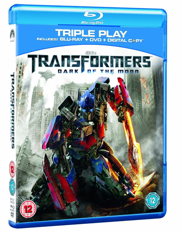 BARGAIN Transformers Dark of the Moon [Bluray + DVD