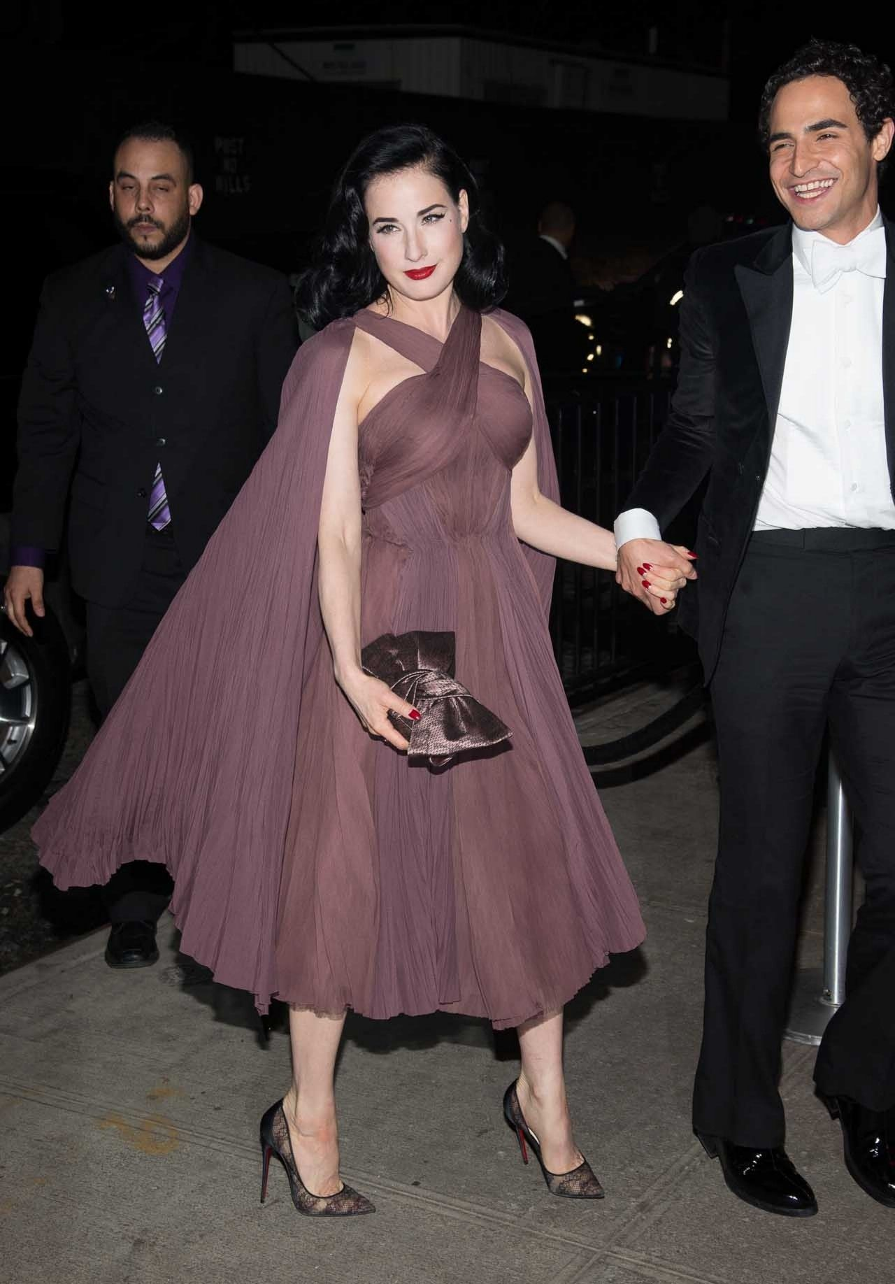 1a471166acc7 Dita Von Teese  dress