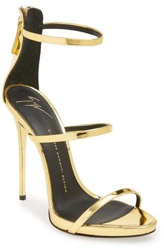 af7ee236e Giuseppe Zanotti  Coline  Pointy Toe Sandal (Women) on shopstyle.com ...