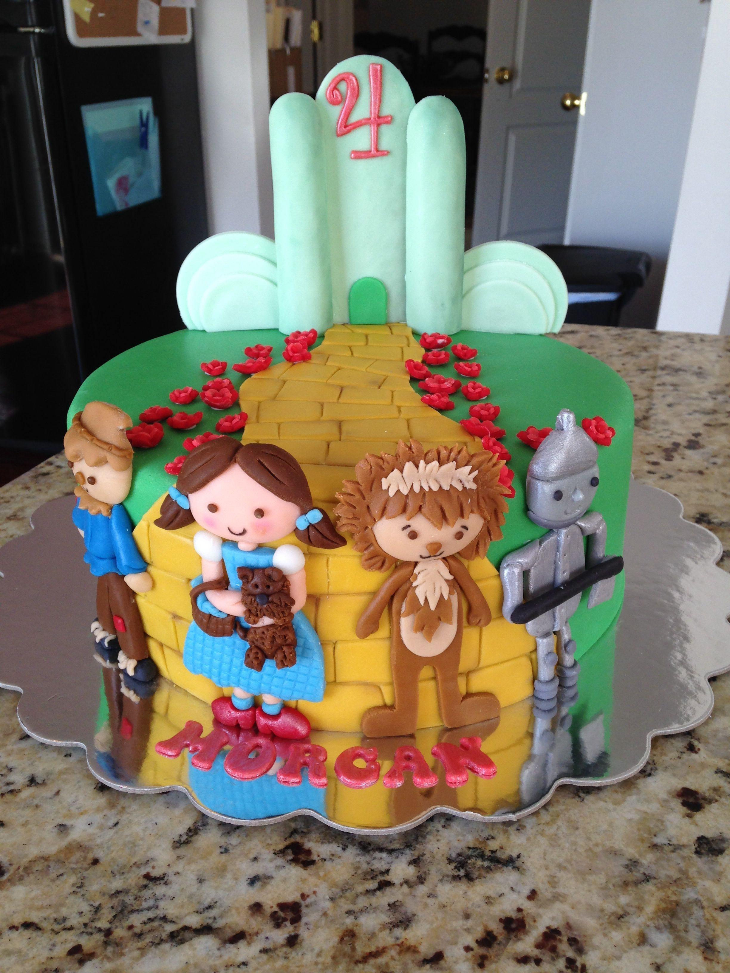 Wizard Of Oz Cake Decorating Kit : Wizard of Oz Cakes Pinterest Dr. oz, Cakes and Cake ...