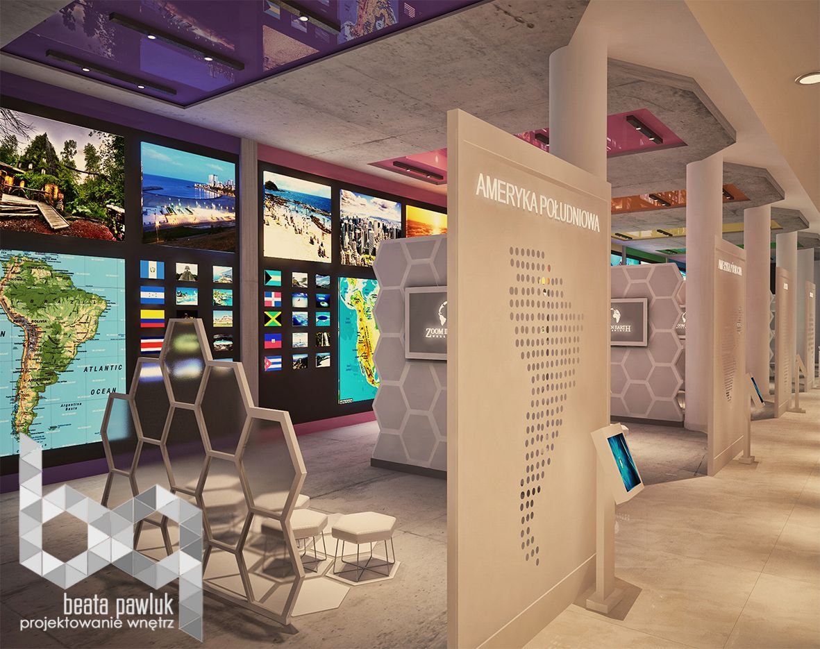 Conceptual Design Travel Agency On Behance With Images