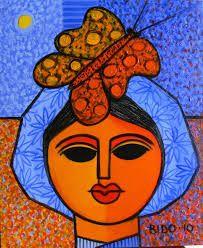 Candido Bido Paintings Google Search Caribbean Art Art Painting