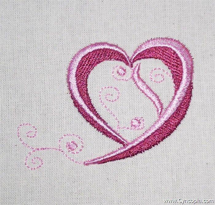 www.cyncopia.com - viele Freebies | Sticken | Pinterest | Bordado