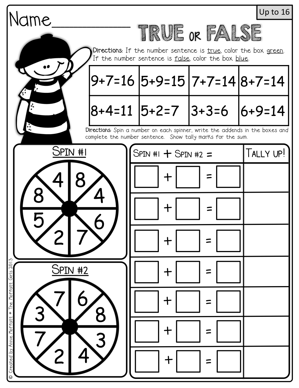 Interactive Math Such A Fun Way To Master Addition Up To