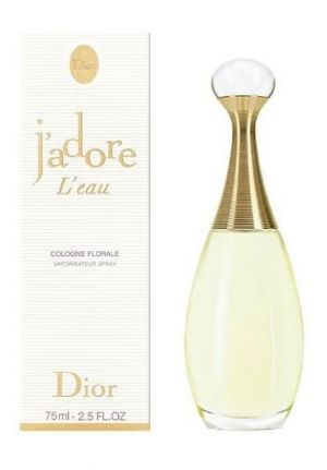 J'Adore L'Eau Cologne Florale: The Less Intense Younger Sister