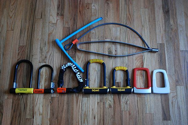 The Best Bike Lock Bike Lock Cool Bikes Bike