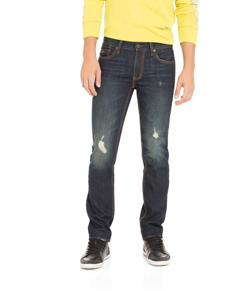 09b4de1e3 aeropostale mens skinny dark wash jean #Aeropostale #SlimSkinny $21.85  shipped (new) delivered by 12/24