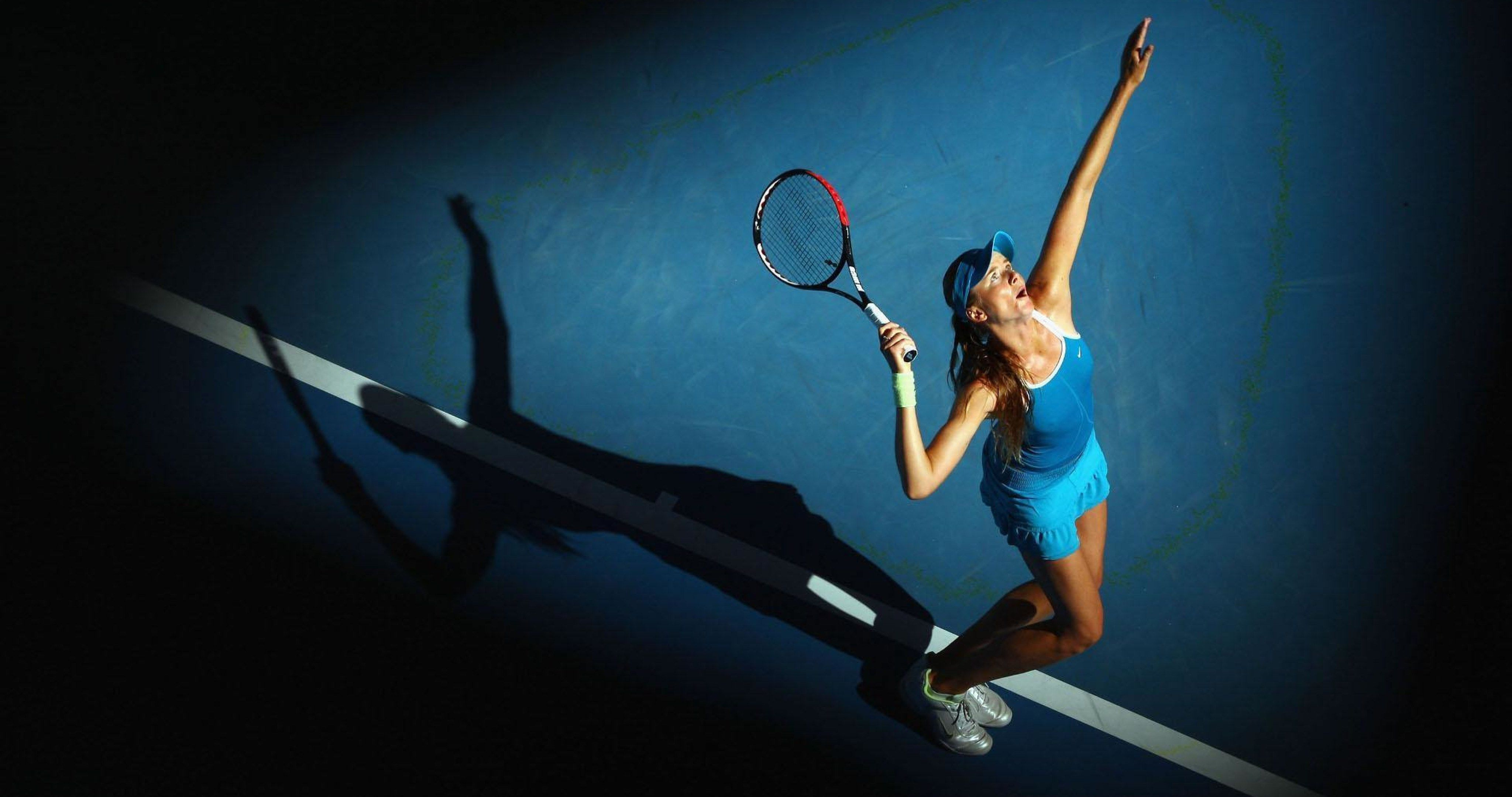 Woman Tennis Player 1080p Hd Wallpaper Sports: Daniela Hantuchova Tennis 4k Ultra Hd Wallpaper