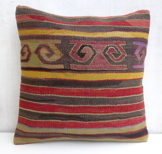 ethnic floor cushions.  Ethnic 50x50 Large Kilim Floor Cushion Ethnic And By PillowTalkOnEtsy 8200 In Cushions