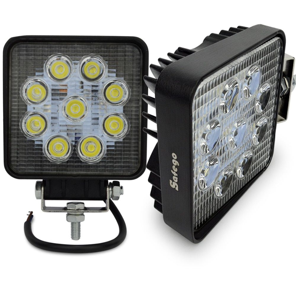 12 Volt Led Light In 2020 Led Driving Lights Led Work Light