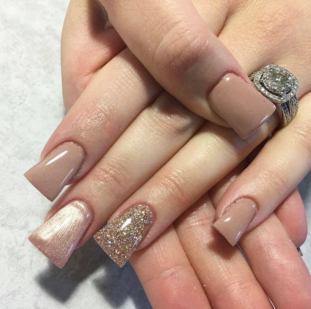 Flared Acrylic Nails Flare Acrylic Nails Flare Nails Acrylic Nail Shapes