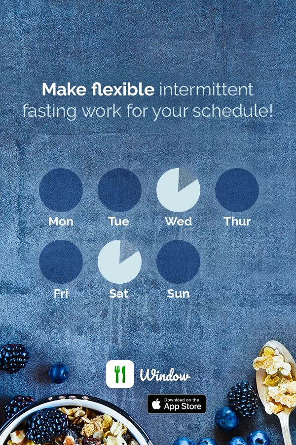 Simplify your diet lifestyle with intermittent fasting