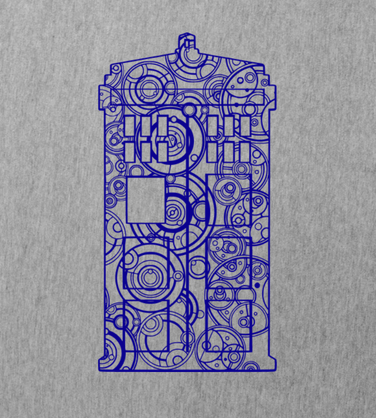 037c1f438b3c1 Tardis Mandala   Doctor Who   Tardis, Mandala, Doctor Who