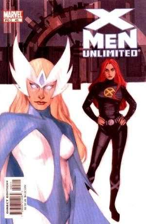X Men Unlimited Vol 1 45 Comics Girls Marvel Comics Marvel Girls