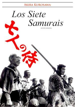 seven samurai afiche - Buscar con Google