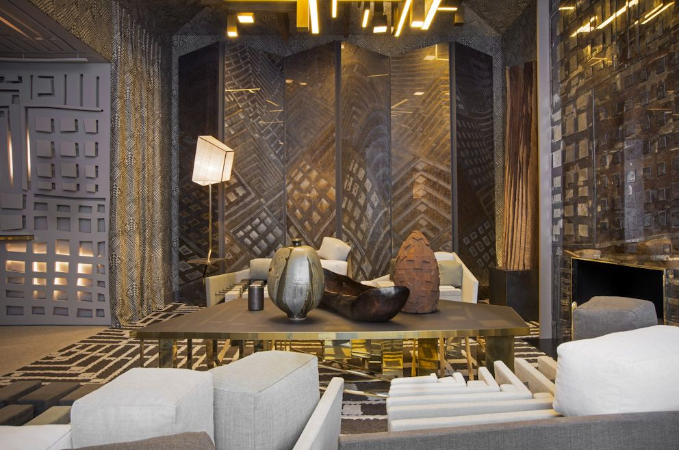 Paris Star Designer S Newest And Most Daring Work Exclusive To