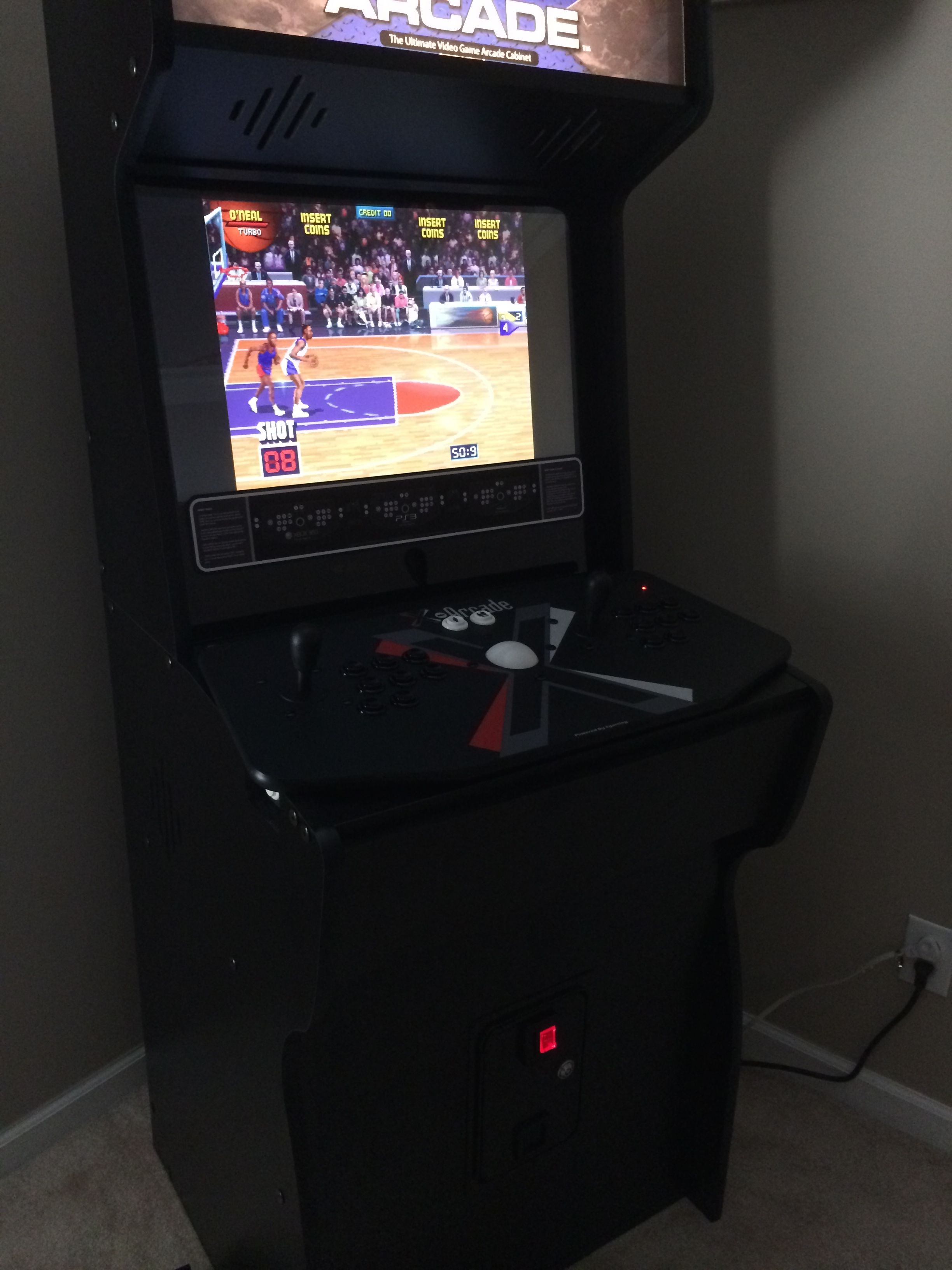 Some of that NBA Jam biz. | Arcade, Games