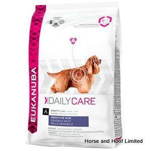 Eukanuba Sensitive Skin Dog Food Pet Care Dog Food Recipes