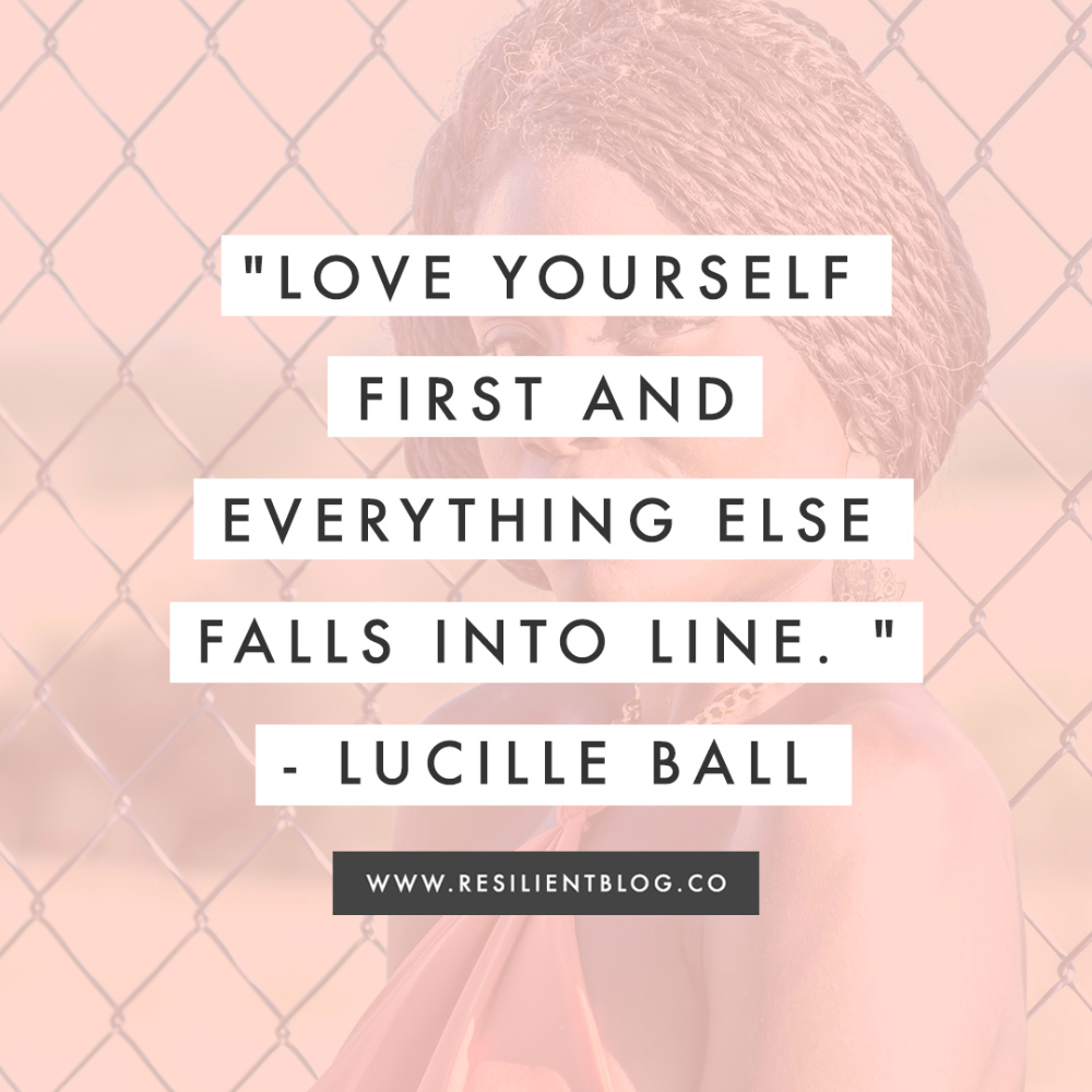 50+ Beautiful Quotes About Self Love and Self Esteem