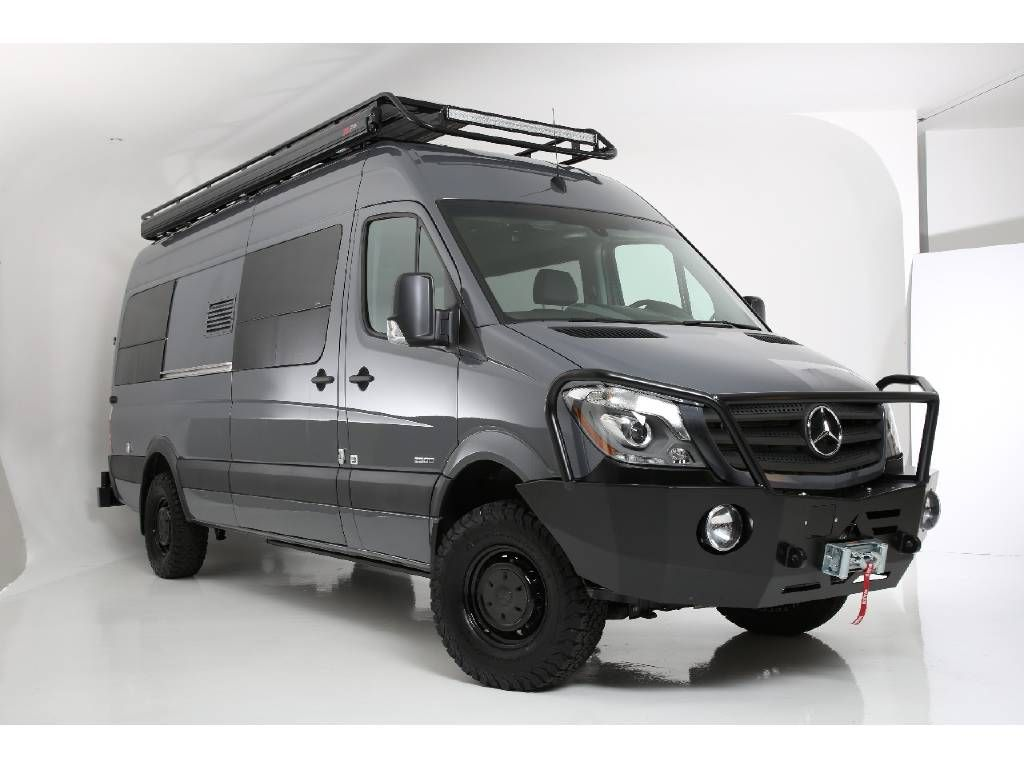 Check Out This 2016 Mercedes Benz Sprinter Era 4x4 Listing In