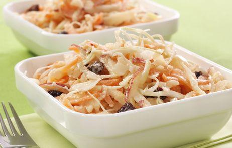 Salada Coleslaw revisitada