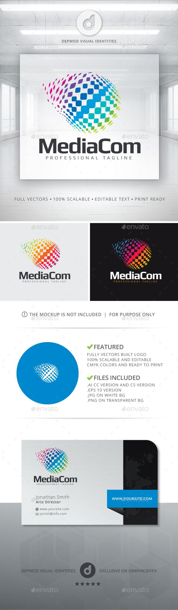 Logo Logo design template, Abstract logo, Logo