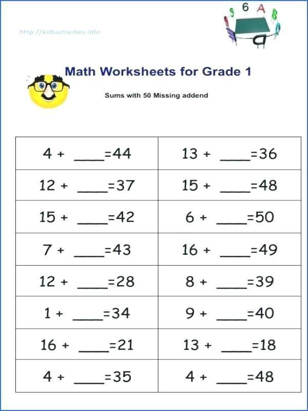 24 Year 1 Maths Worksheets Pdf 2nd grade math worksheets ...