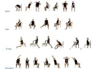 photo regarding Printable Chair Yoga Routines referred to as printable Chair Routines For Seniors - Bing Shots