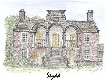 Alms Houses Stydd