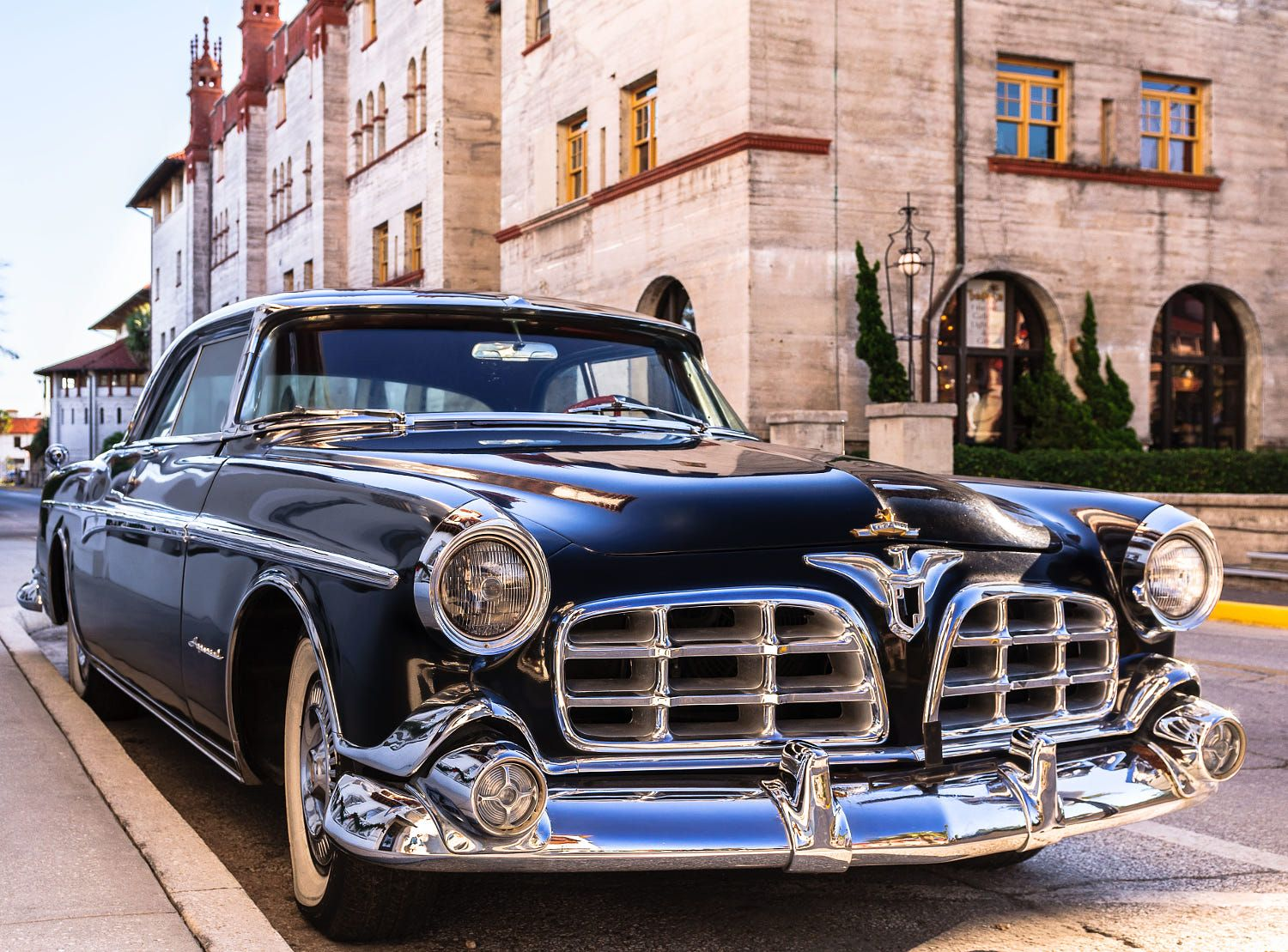 1955 Imperial Newport Coupe By Maksim And Sviatlana Sundukov On 500px Classic Cars Chrysler Imperial Mopar Cars