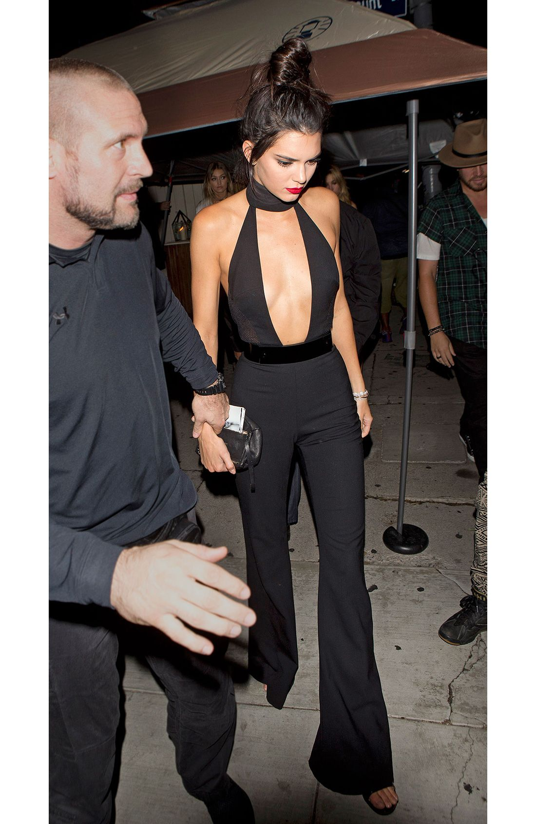See What Celebs Wore To Kendall Jenner's Birthday Party