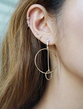 528f48f42 EARRINGS | DARKVICTORY: Korean Fashion for women in a glance ...
