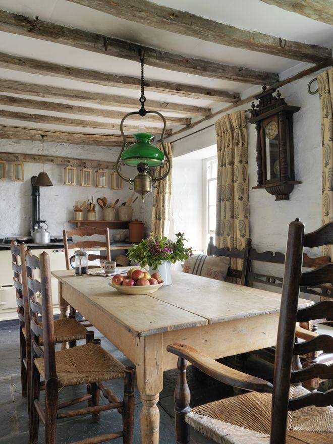 Inspiration cuisine campagnarde | Inspirations meubles en bois ...