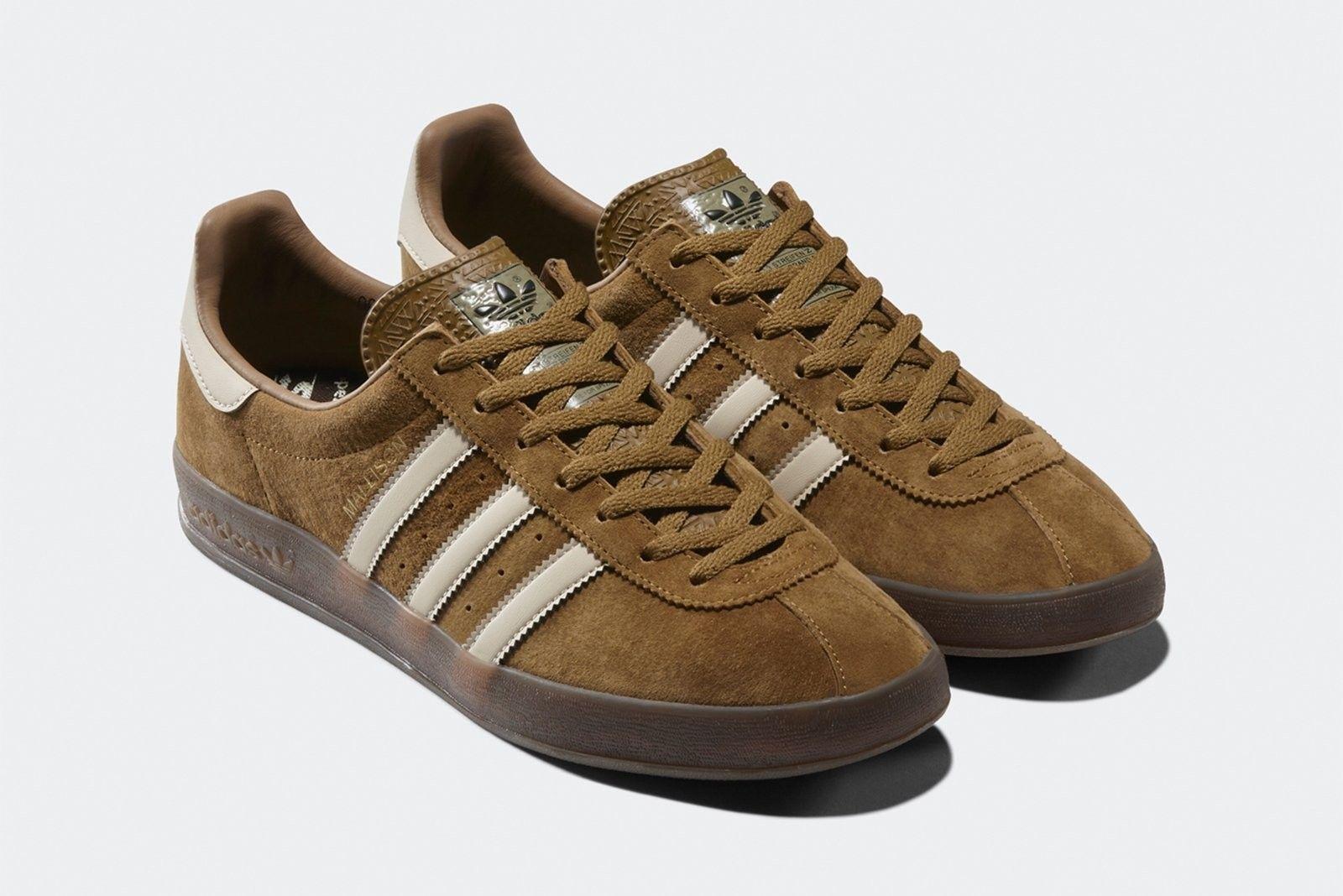 huge sale 946d8 fef8c Adidas Mallison Spezial launches 21st September - Adidas Spezial AW18 range
