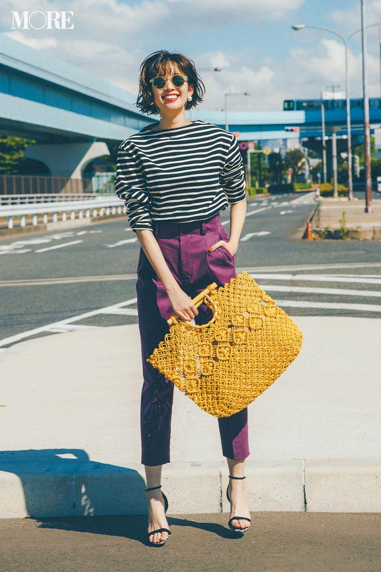 佐藤栞里 今日のコーデ まとめ カジュアルコーデや 大人っぽコーデも ファッション 韓国スタイル ファッションスタイル