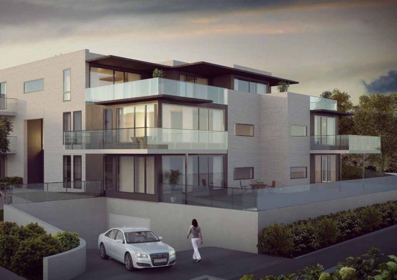 Ida Arkitekter Rosnes Blokk B Architecture House Styles Industrial Home Design