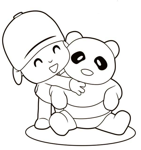 Coloring Page Panda Coloring Pages Coloring Pages Cartoon Coloring Pages