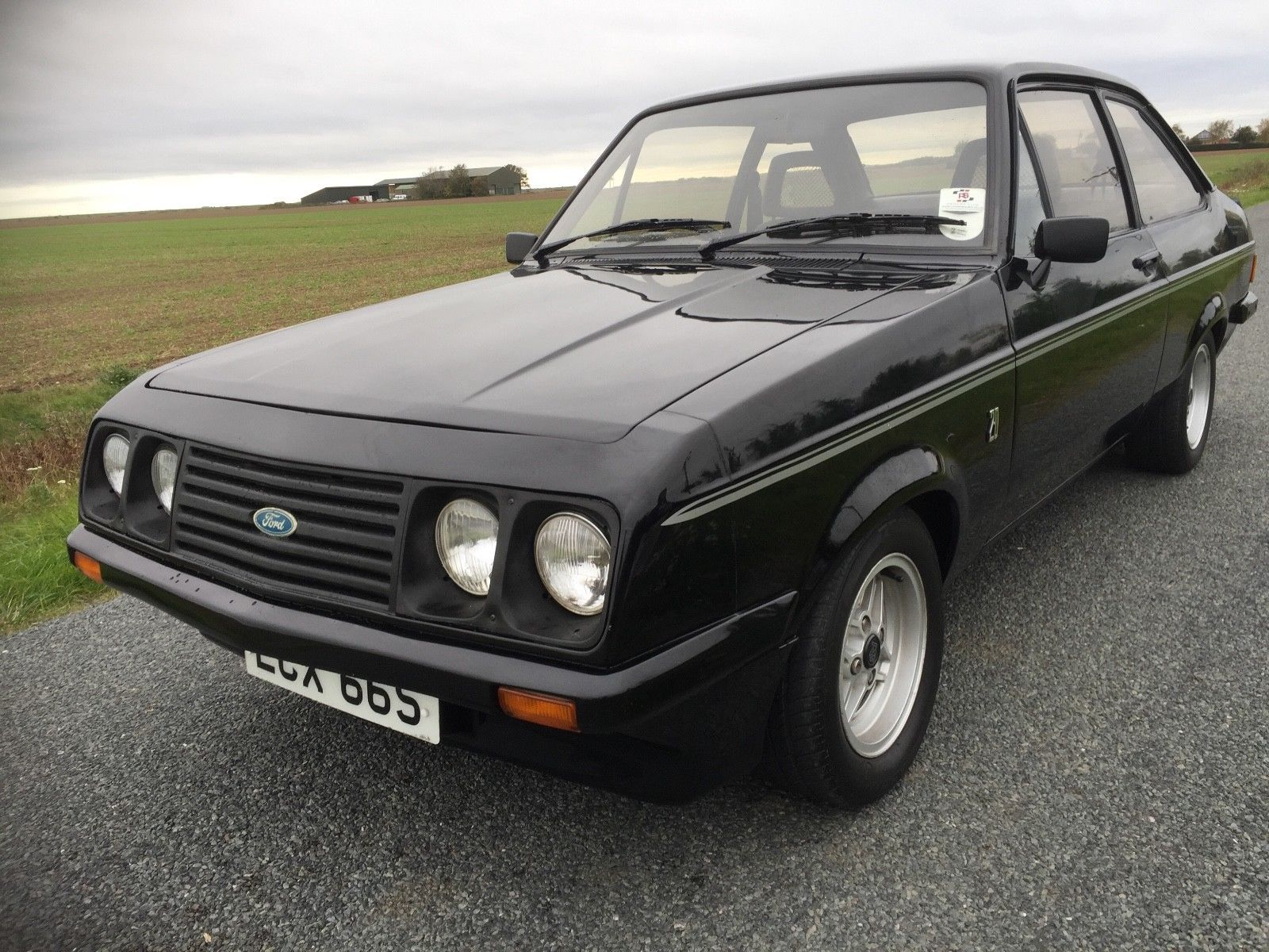 Boston Garage Mot Check Out This Fast Ford Ford Escort Rs2000 Mk2 Excellent