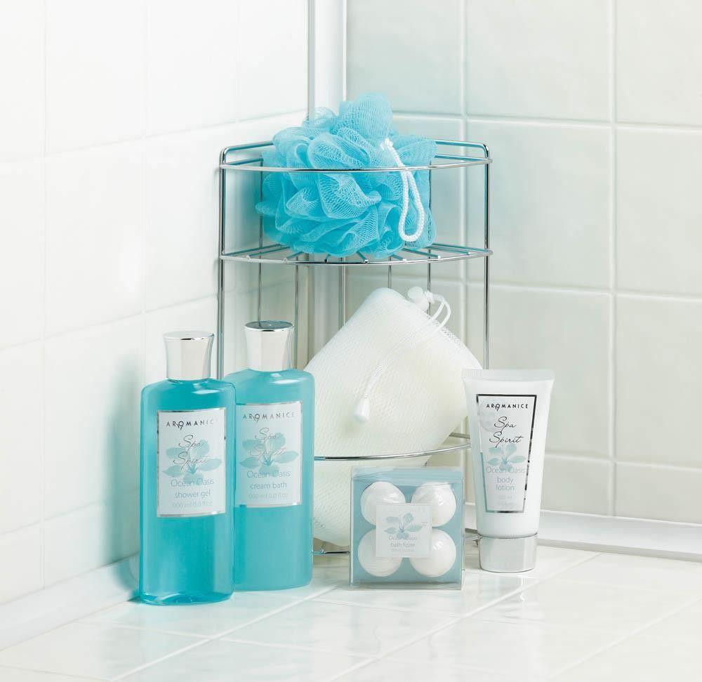 OCEAN OASIS BATH CADDY SPA SET | Products | Pinterest | Bath caddy ...
