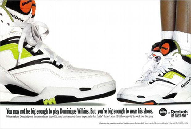 d59d20682b2d8d OG Reebok Twilight Zone Pump 1990 Vintage Sneakers