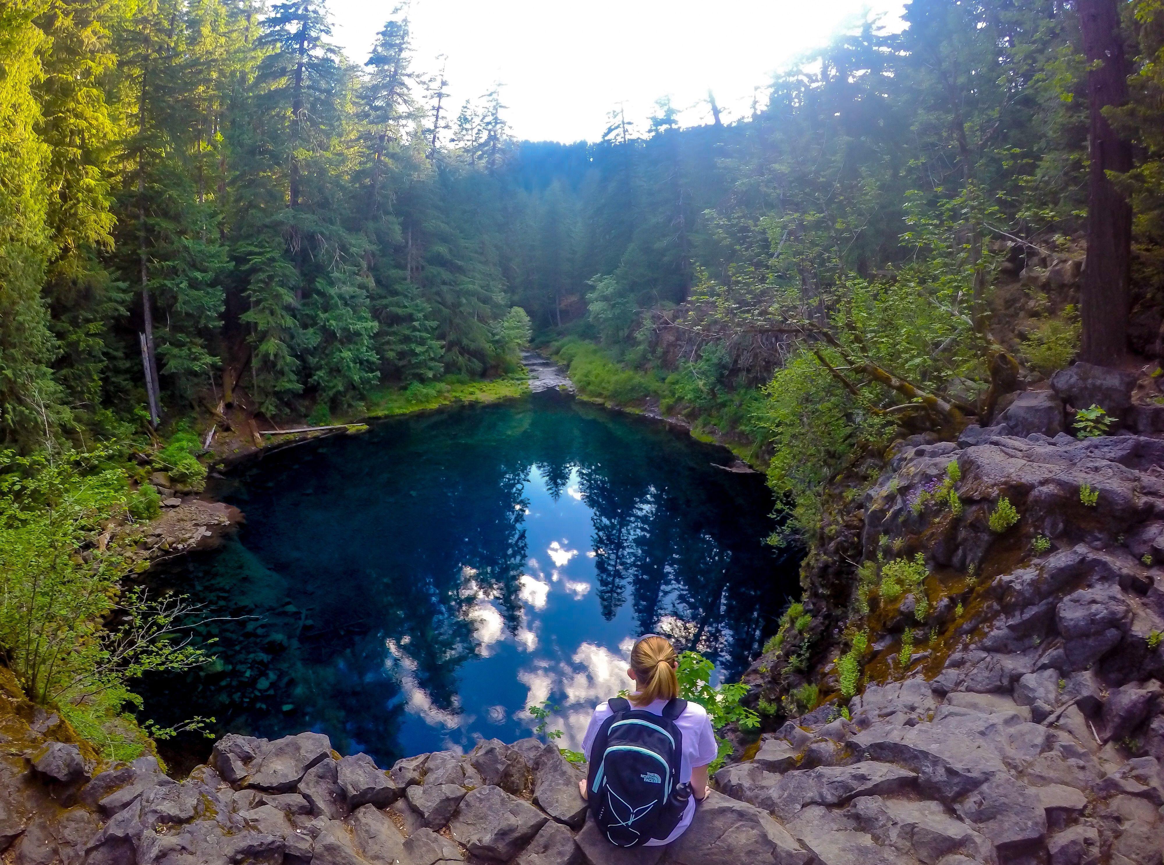 Tamolitch Blue Pool Mckenzie River Oregon Pnw Adventures Pinterest Blue Pool River