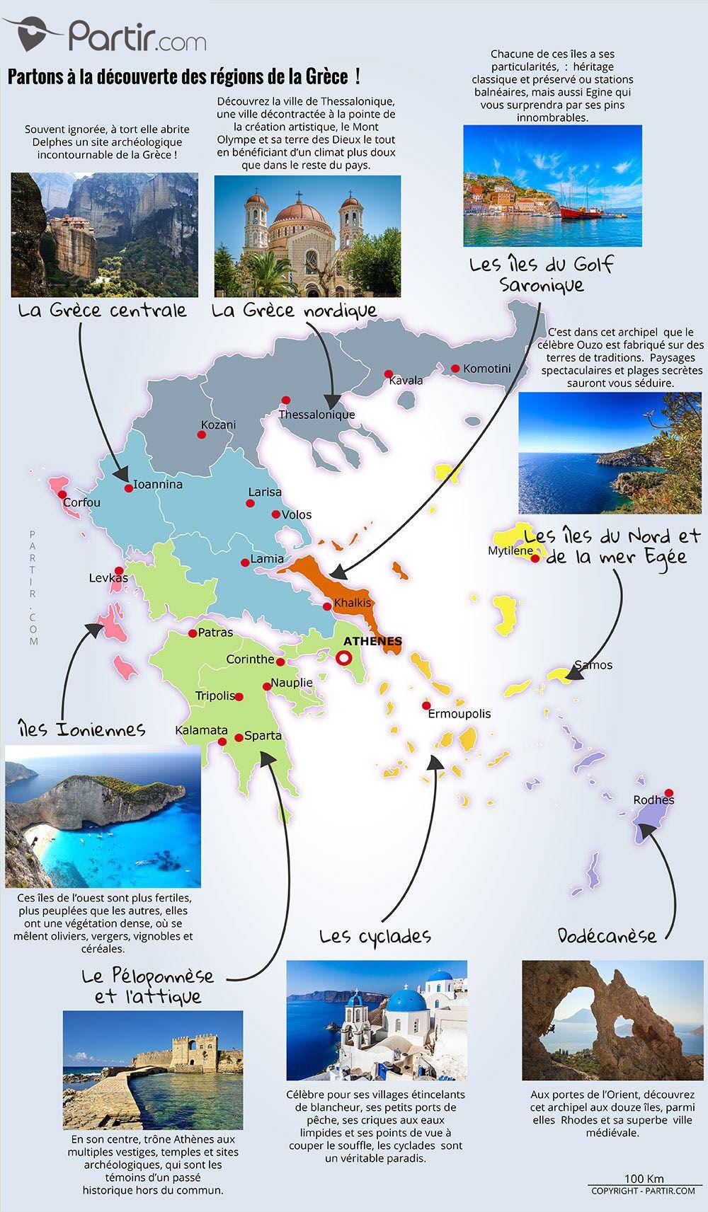 Epingle Par Lulu Sur Voyages Voyage Grec Carte Grece Et Grece