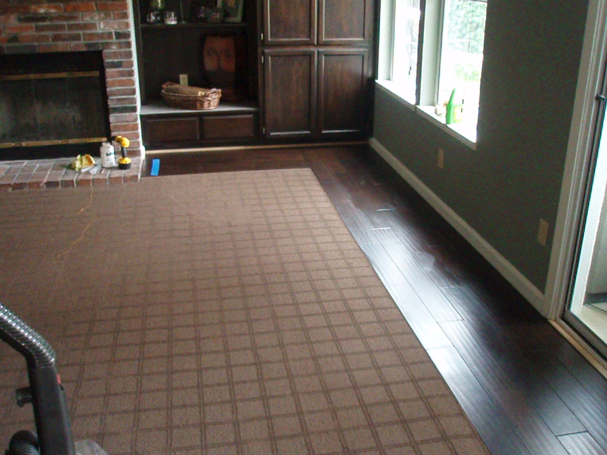 Carpet Inlay Flooring House Flooring Hardwood Bedroom Floors