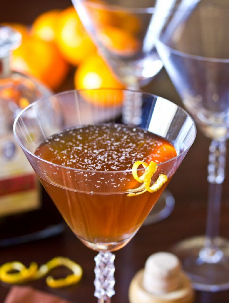 15 Alcoholic Cocktails for Christmas Parties NOW, THAT\u0027S A GOOD