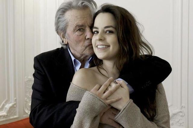 Alain Delon Ma Fille Mon Plus Grand Amour Delon Alain Delon