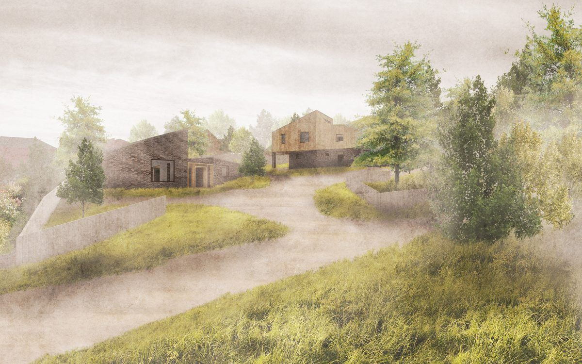 Dale hall lane conservation area planning granted